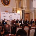 """Дискусійна панель Форуму """"Влада і громада"""" 8.12.15"""
