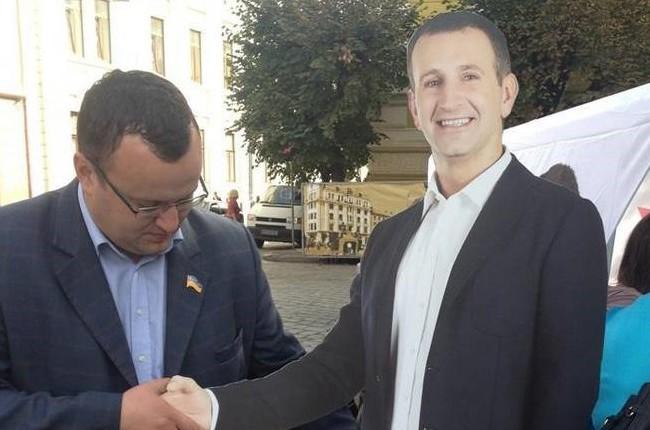 Каспрук vs Михайлішин