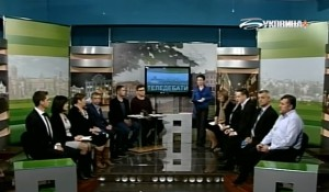 Теледебати Лабораторія демократичних трансформацій та канал Буковина дебати 2015
