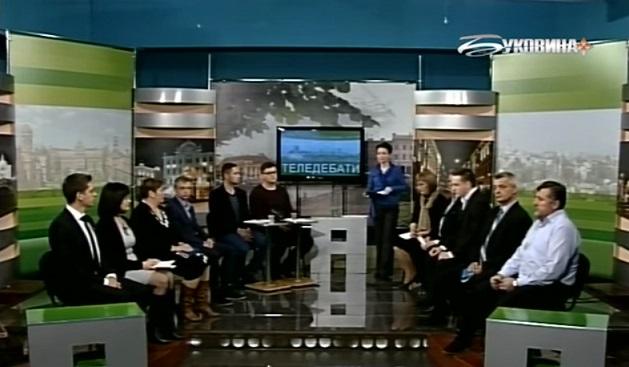 теледебати у Чернівцях, Лабораторія демократичних трансфрмацій та канал Буковина