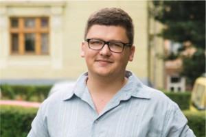 Максим Волошин, менеджер з комунікацій