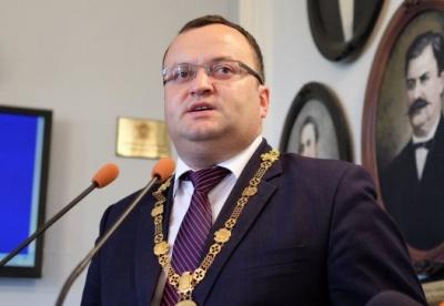 Мер Чернівців Каспрук звітуватиме про 100 днів роботи в прямому ефірі Буковина