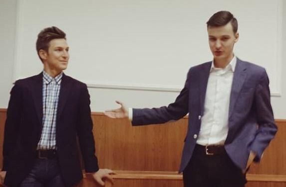 Вадим Міський та Дмитро Хоркін провели тренінг для ТРК Буковина