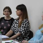Юлія Кириченко, ЦППР, на прес-клубі Лабораторії демократичних трансформацій