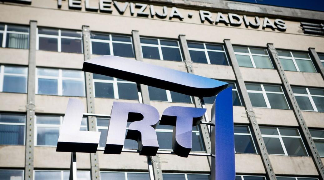 LRT суспільне мовлення Литви