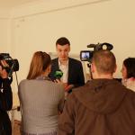 Вадим Міський на прес-клубі Лабораторії демократичних трансформацій